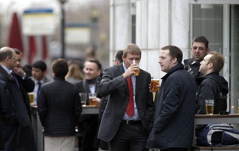 Soggy Summer in Northern Europe Delays Grain for Region's Beer
