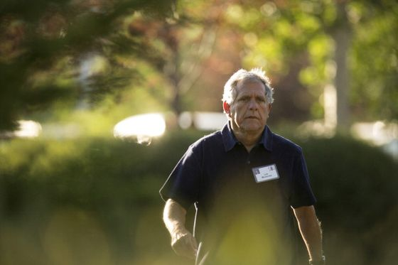 CBS Is Finally Over the Moonves