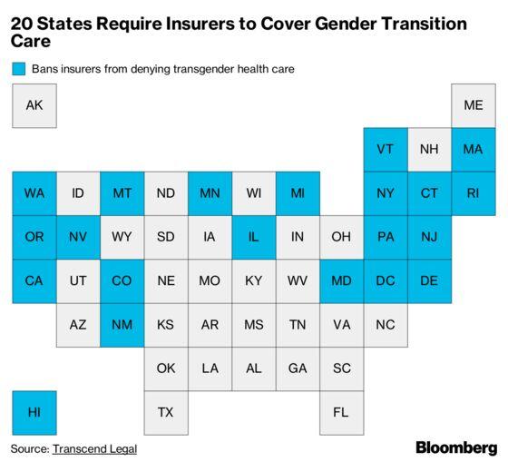 Transgender Queer EyeGuest Tests State Health Insurance Rules