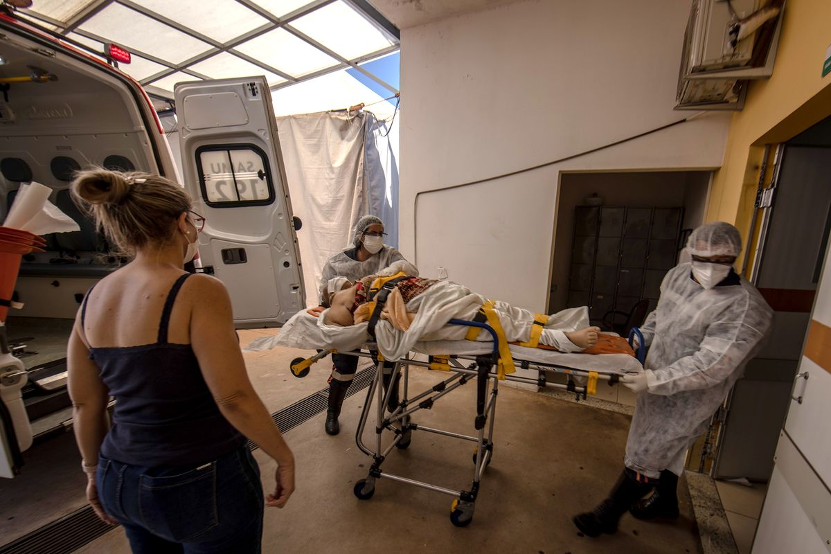 World's Worst Covid Crisis Is Unfolding in Brazil, Where No Fix Seems to Work