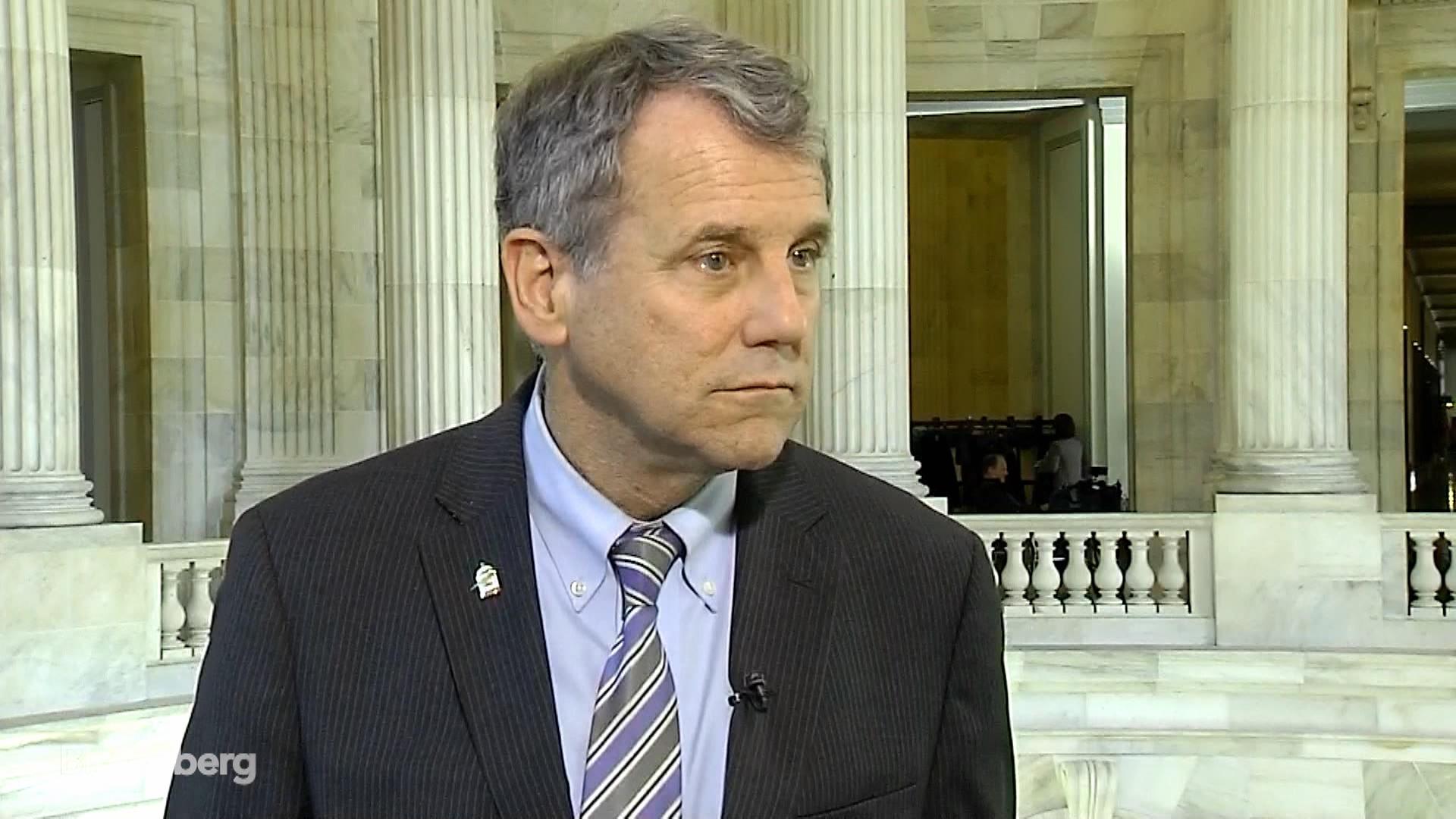 Sen. Brown on Predatory Lending Bill, GM, USMCA