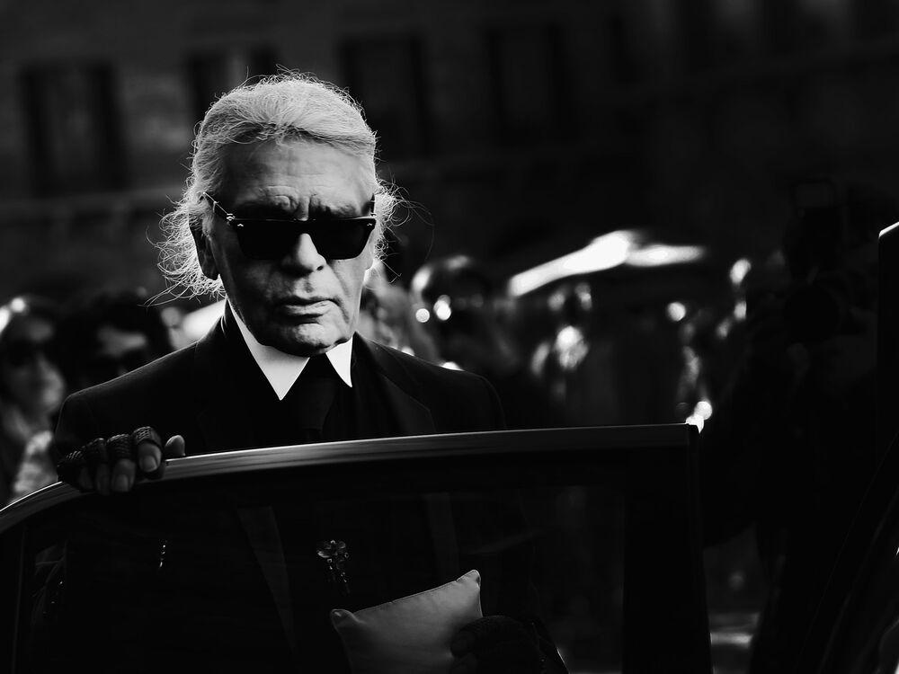 c7da079cc0 Karl Lagerfeld Dies at 85