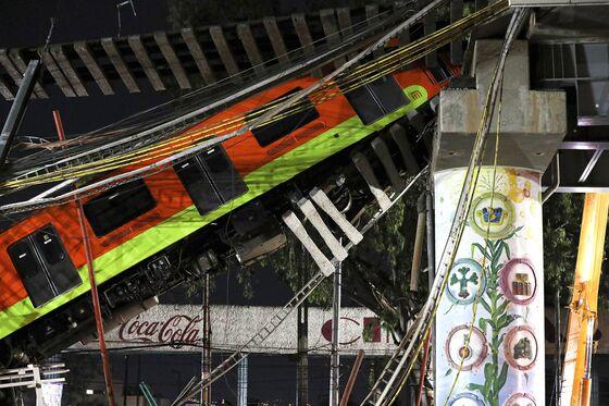 Slim's Grupo Carso Faces Glare as Mexico Probes Metro Crash