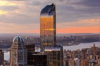 One57 (157 West 57th Street), known as the 'Billionaire Building', New York, New York USA.