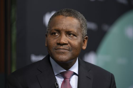 Dangote Sees U.K. Cement IPO Late 2019, Says Refinery on Track