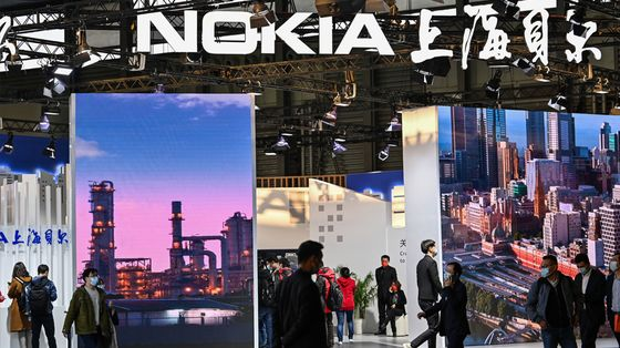 Nokia CEO Says 'Fight' for Semiconductors May Drag On Until 2023