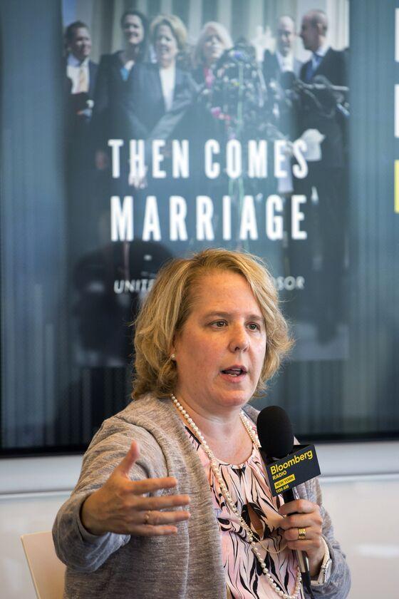 Roberta Kaplan Builds Progressive Firm Suing Trump,Defending Wall Street