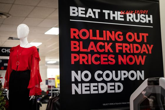 At J.C. Penney, Everything's on Sale. Will That Be Enough?