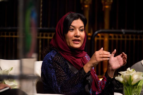 Saudi Princess in Iowa: Lobbying Pivots After Khashoggi's Murder