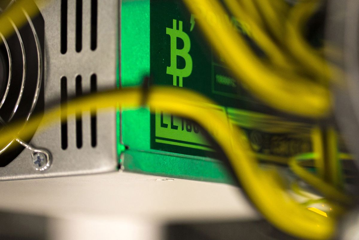 Bitcoin Could Be a Problem for U S  Security Clearances