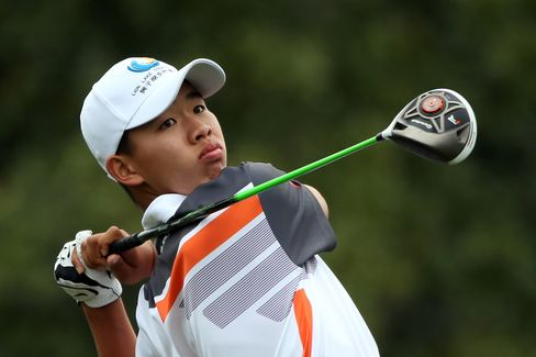 Guan, 14, Accepts Invite to Play in PGA Tour's New Orleans Event