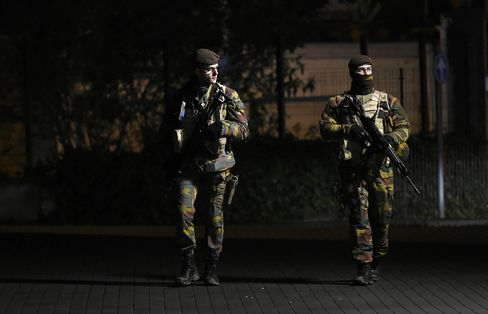 BELGIUM-FRANCE-ATTACKS-SECURITY-ARMY