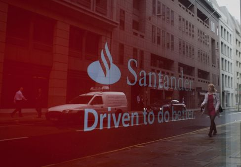 Santander Joins Allied Irish to Review Interest-Rate Swap Sales