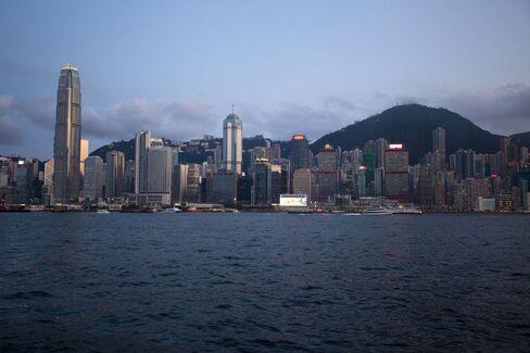 Hong Kong Economy 'Halfway' Into a Recession