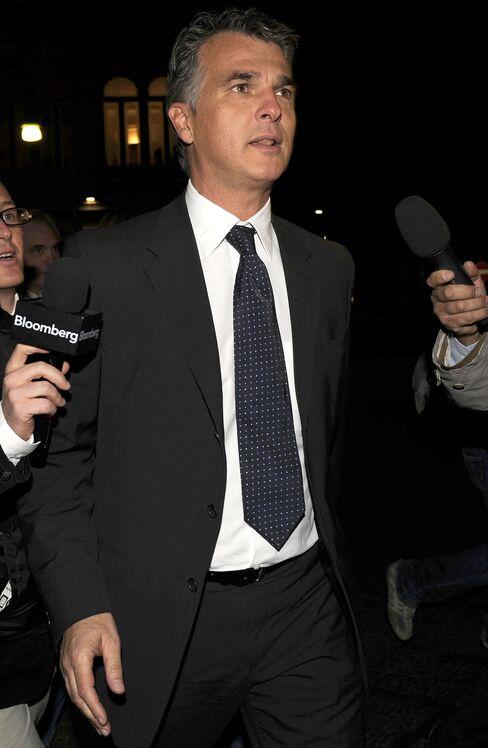 Interim UBS CEO Sergio Ermotti