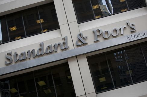 S&P Found Liable