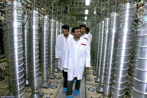 Iran Worked to 'Miniaturize' Weapon Design From Pakistan