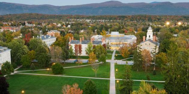 Best College Return on Investment: Vermont