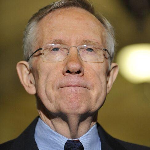 Energy Bill Won't Have Carbon Caps, Senator Reid Says