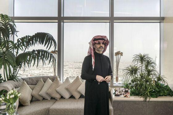 Alwaleed's Kingdom Backs Uber Merger Talks With Dubai Rival