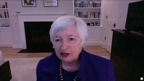 Yellen Says She Won't Seek Weaker Dollar, Wants Market-Set Rates