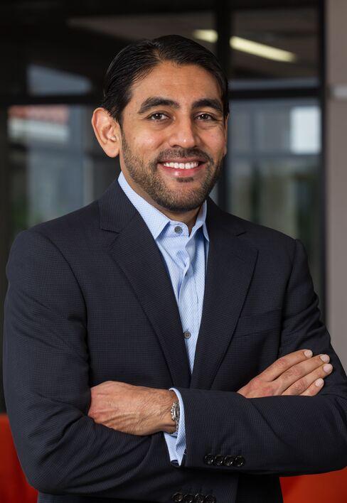 NQ Mobile Co-CEO Omar Khan