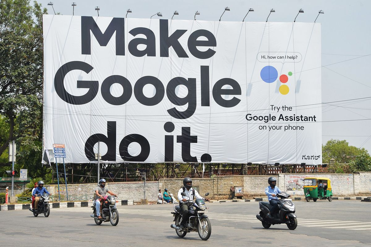 India's Digital Future Means a Google Search