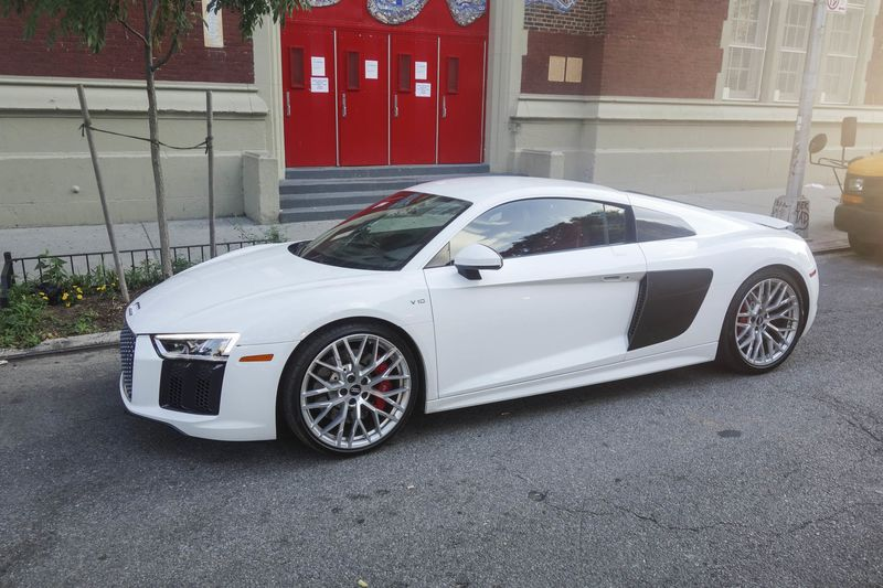 2017 Audi R8 5.2 quattro V10 Plus In North Providence RI - WORLD ...