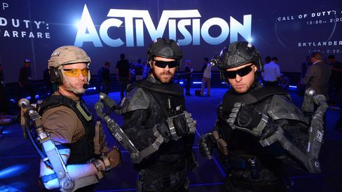 Activision Call of Duty Promo