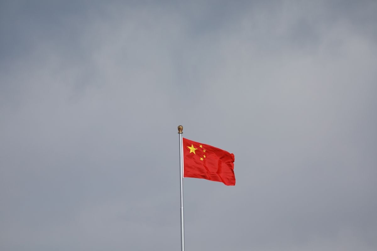 Charging to Use Image of Chinese Flag Was a Bad Idea for This Firm
