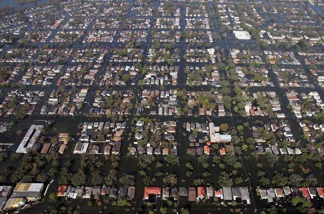 Katrina (2005) Category 3
