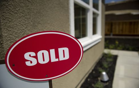 Sales of New U.S. Homes Unexpectedly Fall from Two-Year High