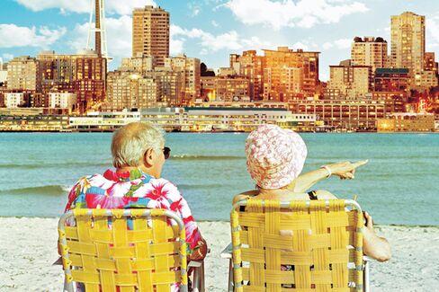 For Richest Retirees, It's Shuffleboard in Seattle