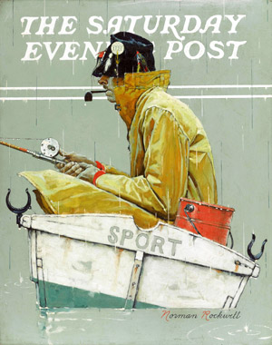 The Case of the Missing $1 Million Norman Rockwell Painting