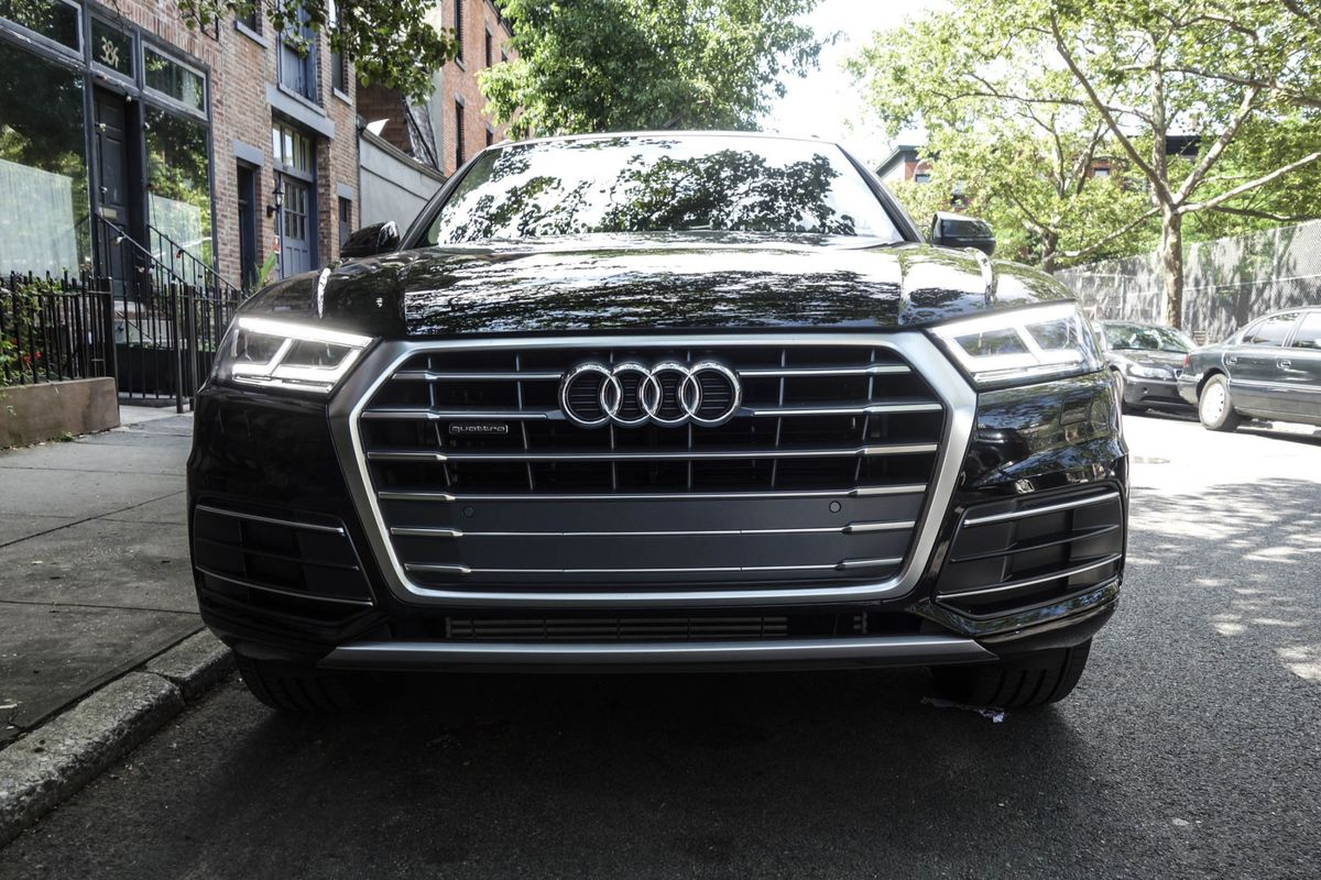 2018 Audi Q5 Review: Not Too Big, Not Too Small, Just Right