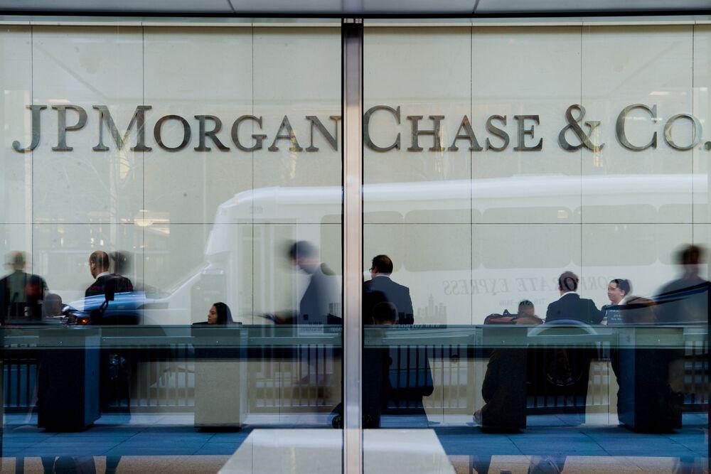 Share of Black Employees at JPMorgan Falls for Sixth Straight Year