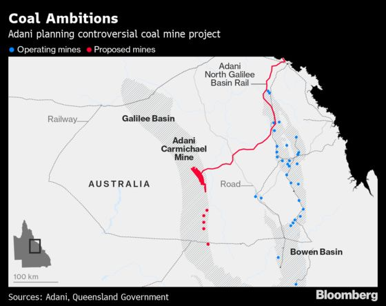 Pimco Rules Out Future Adani Ports Investment on Coal Link