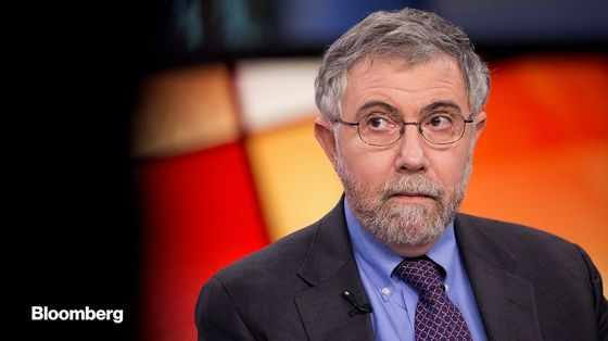 Paul Krugman Says Federal Government Response Insufficient So Far