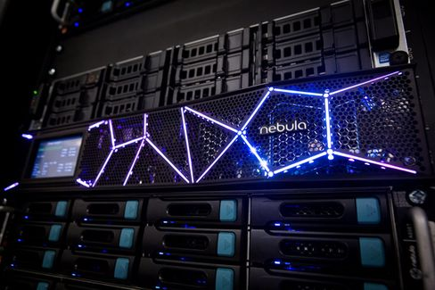 Nebula Builds a Cloud Computer for the Masses