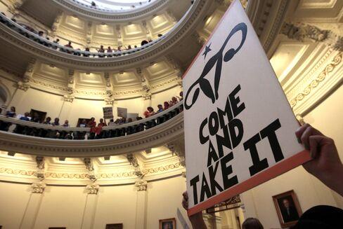 Flea-Market Abortions Thrive as Texas Bill Might Close Clinics