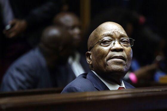 Zuma Woes Worsen as Zimbabwe Farmers Seek $133 Million
