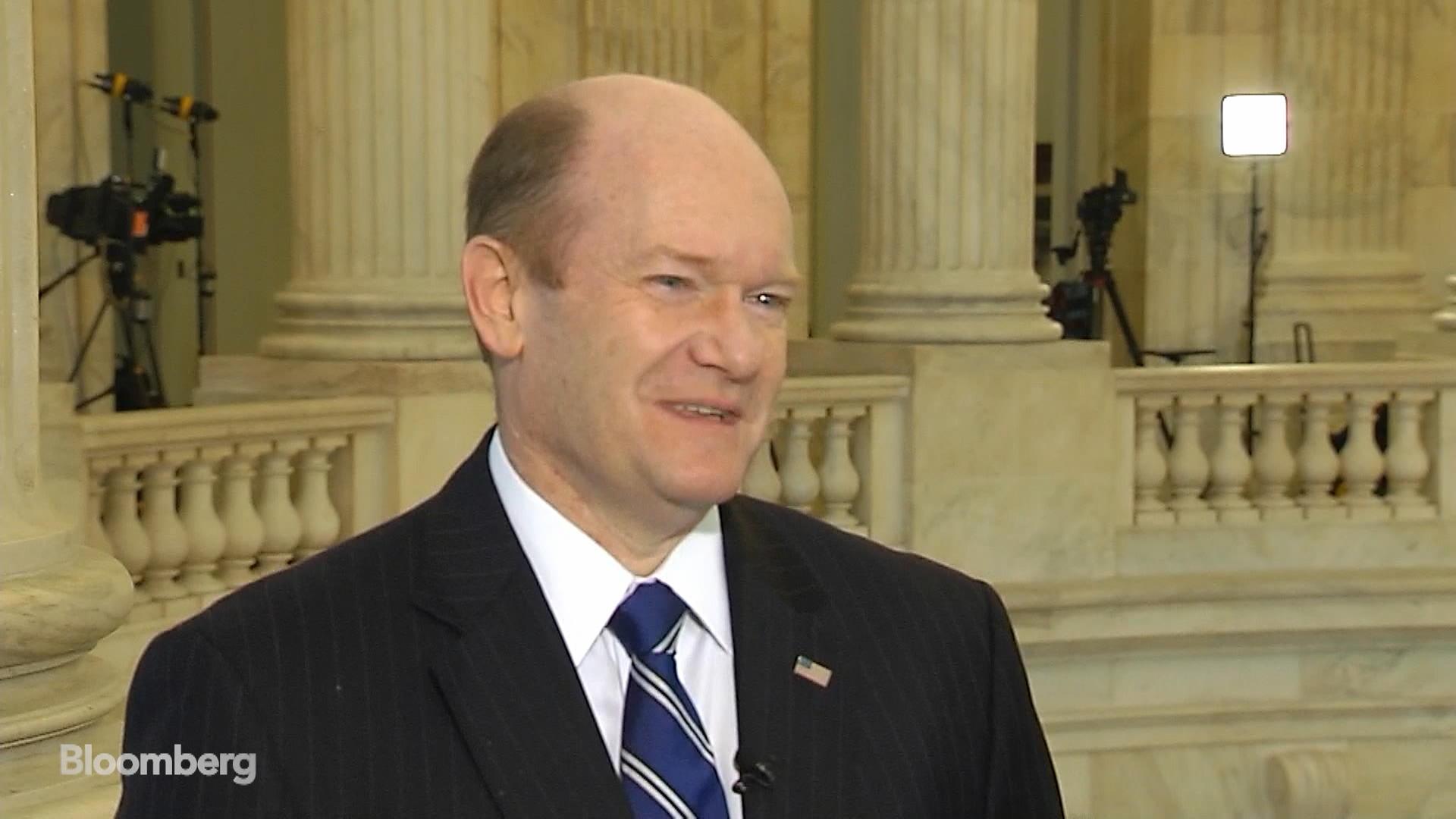 Sen. Coons on Energy Bill, USMCA, Biden, Impeachment