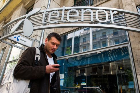 Telenor Said Close to Sale of Stake in Indian Wireless Venture
