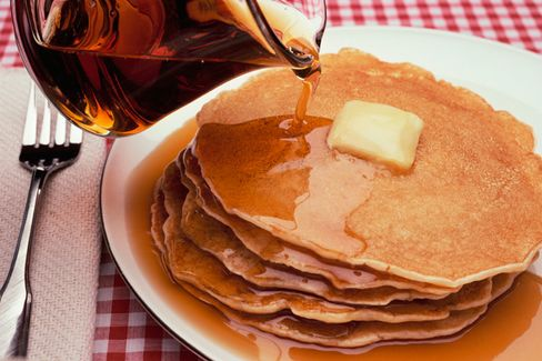 Is Quebec's Stolen Maple Syrup Stashed in Stomachs?