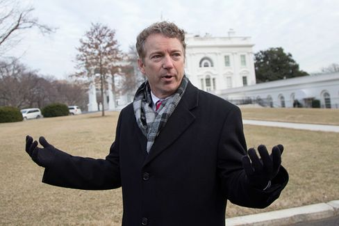 Rand Paul Wants You to Come to the Post Office Packing