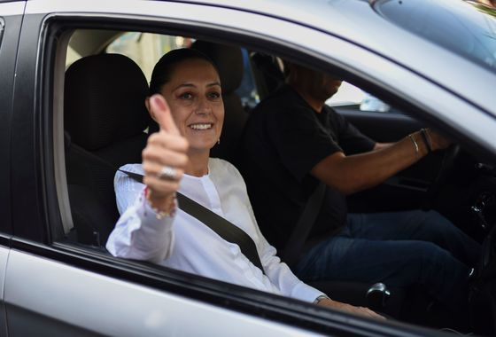 Mexico City Poised to Elect First Woman Mayor, Exit Poll Shows