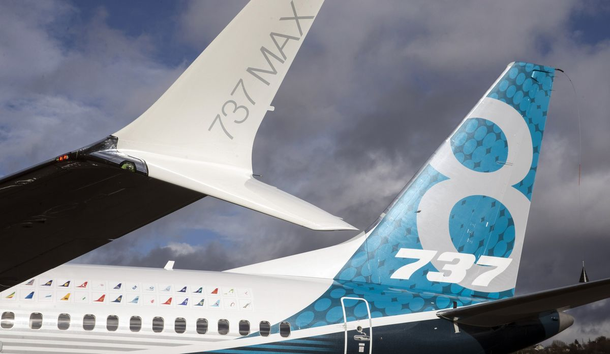 Boeing's Bad 737 Max Decisions Seem Boundless - Bloomberg