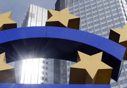 ECB Seen Cutting Rate Next Week by Economists From UBS to RBS
