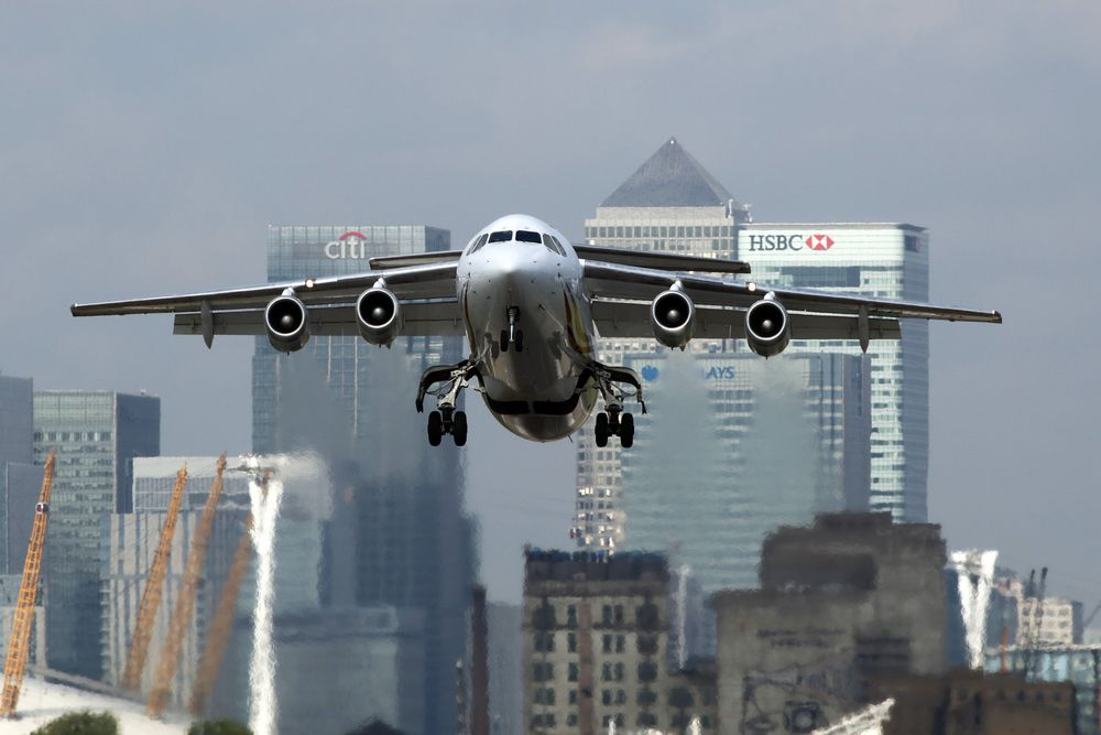 Airline Pollution Is Soaring and Nobody Knows How to Fix It