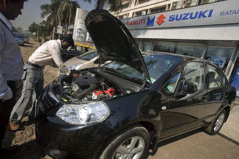 Maruti May Drop Cash-Strapped Suppliers